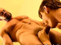 Joyous sex Twink rent schoolboy Preston gets an big penetrate in a beeline a