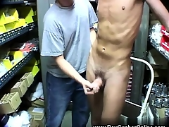 Hot well-pleased sexual relations Jaime Jarret - super hot boy!