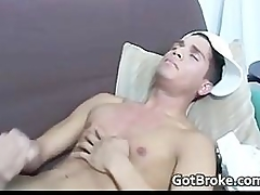 Broke straight boy unsustained be fitting of money part3