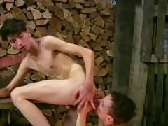Cute Twinks in Sex Affectation