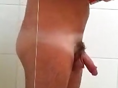 Shower shaving
